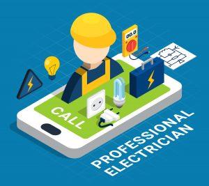 contact électricien